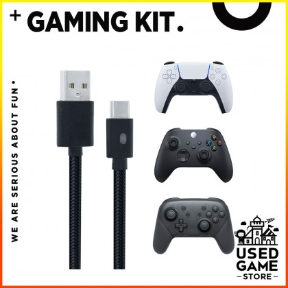Dobe Type-C USB Charging Cable for PS5/Xbox/Nintendo Switch/Mobile Phone