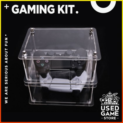 Acrylic Gaming Controller Display Box for Ps5 / Ps4 / Xbox / Nintendo Switch Pro Controller