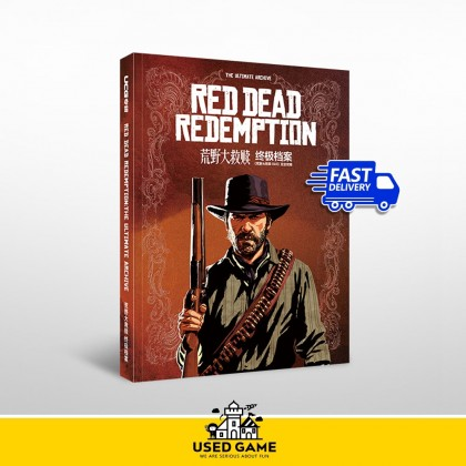 Red Dead Redemption 2 Guide Book (Chinese Version)